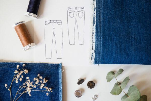 Inspirations jeans : tissus et modèles