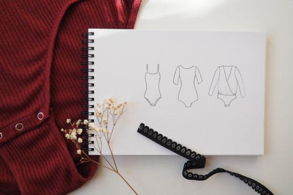 Inspirations bodys : les modèles