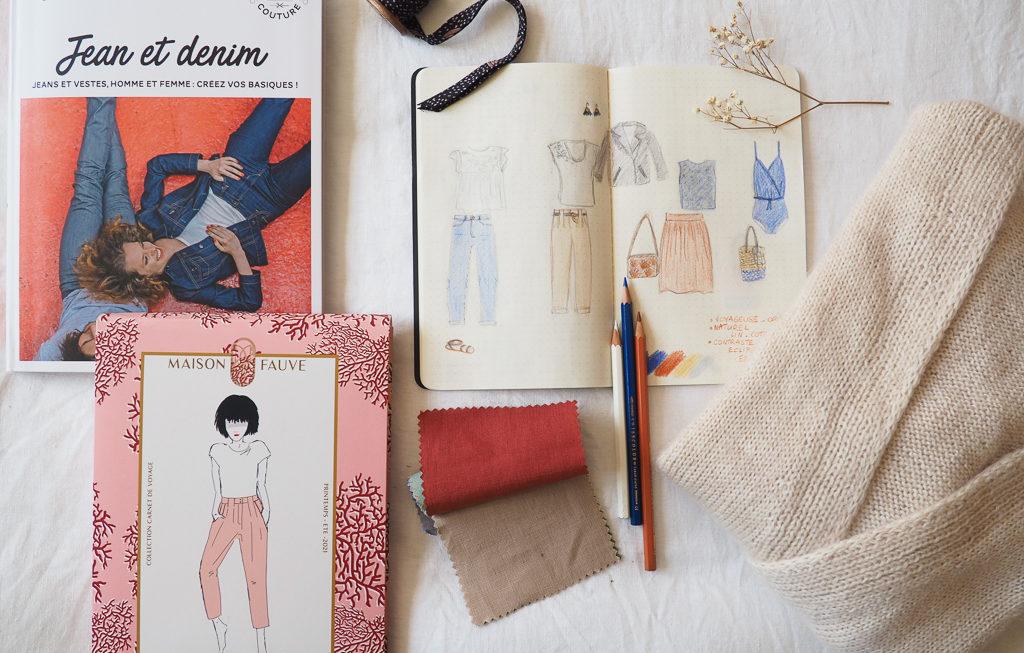 Journal de bord #5 : jean, gilet doudou et défi garde-robe