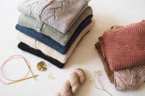 Un an de tricot : retour sur mes projets